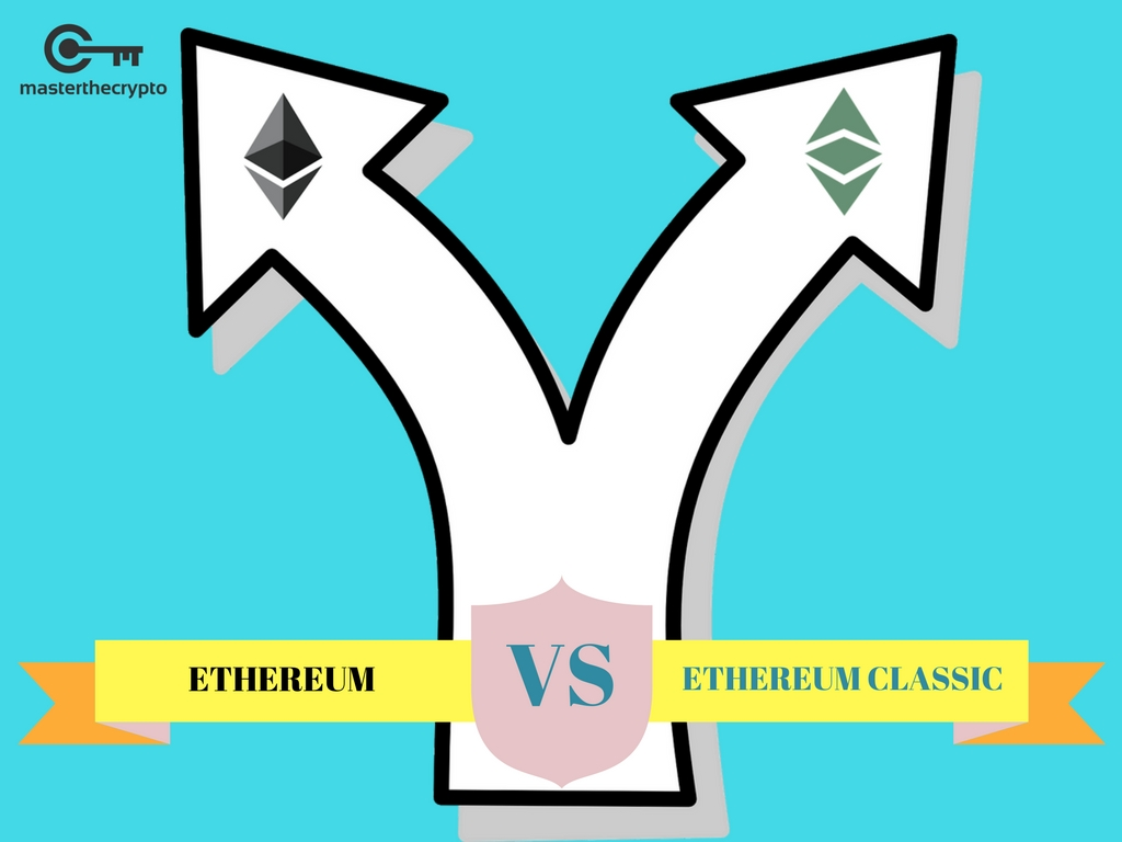 What's the Difference Between Ethereum and Ethereum Classic?, ETH vs ETC