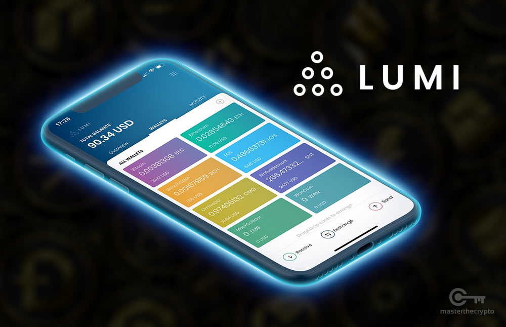 Lumi-Wallet guide