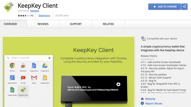 keepkey-chrome-app-wallet-client